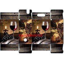 Χαρτοκιβώτια Ασκών Κρασιού