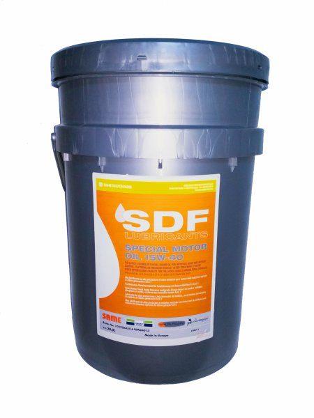 SAE15W40 SPECIAL OIL 20L SDF
