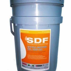 Λιπαντικό Κινητήρος SAE10W40 EXTRA OIL 20L SDF