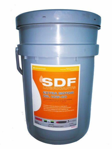 SAE10W40 EXTRA OIL 20L SDF