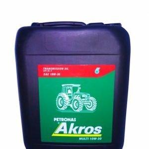 Λιπαντικό Υδραυλικού SAE10W30 MULTI TRANSMISSION OIL GL-4 20L AKROS