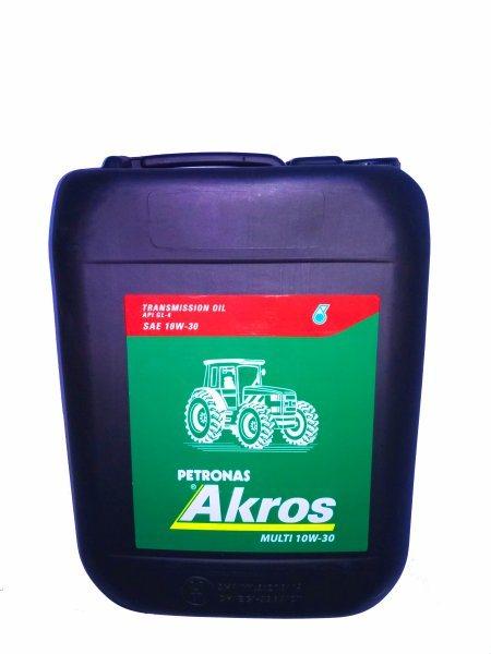 SAE10W30 MULTI TRANSMISSION OIL GL-4 20L AKROS